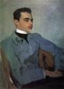 Портрет гр. Н.Ф.Сумарокова-Эльстон. 1903