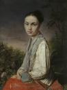 Портрет княжны В.С.Путятиной