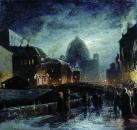 Иллюминация в Петербурге. 1869