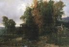 Вечер перед грозой (Вечер). 1867-1869