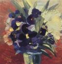 Цветы. 1946