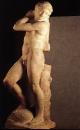 Аполлон, вынимающего стрелу из колчана, также известную под именем «Давид-Аполлон» 1530 (Национальны