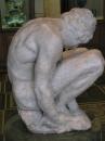 Скорчившийся мальчик. Мрамор. 1530—1534. Россия, Санкт-Петербург, Государственный Эрмитаж