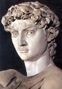 Давид. Мрамор. 1501—1504.