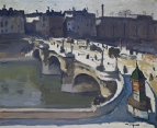 The Pont Neuf, 1906