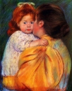 Материнский поцелуй