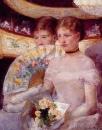 Две дамы в театре