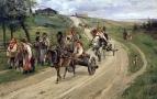 «Возвращение с ярмарки» 1883 г.