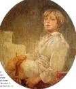 Портрет Джири 1925