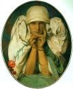 Портрет Ярославы, дочери художника 1925