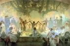 Славянский эпос. Присяга общества Омладина