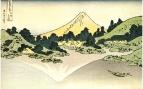 Отражение в озере Misaka