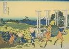 Вид Фудзи в Сэндзю