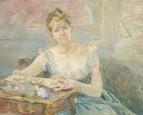 Портрет Луизы Ризенер