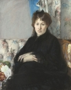 Портрет мадам Эдмы Понтильон