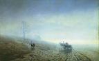 Осенняя распутица. 1872