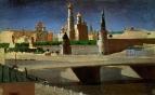 Москва. Вид на Кремль со стороны Замоскворечья. 1882