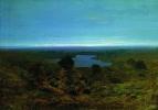Озеро. Вечер. 1890-1895; 1898-1908