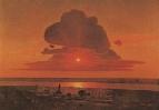 Красный закат. 1905-1908