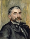 Портрет Стефана Малларме