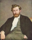 Портрет художника Альфреда Сислея