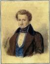 Портрет П.В. Энгельгардта, 1833