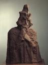 Царь Берендей. 1899-1900. Терракота. ГТГ
