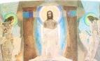 Воскресение. Триптих. 1887.