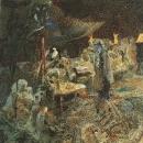 Восточная сказка. 1886.