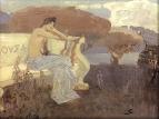 Муза. 1890.
