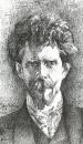 Портрет доктора Ф.А.Усольцева. 1904. Бумага, карандаш. ЧС