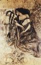 Тамара и Демон. 1890-1891. ГТГ