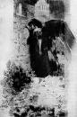 Демон у ворот монастыря