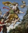 Мария Магдалина возносящаяся на небо