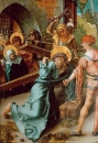Семь скорбей Девы Марии - Несение креста
