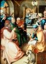 Семь скорбей Девы Марии - Двенадцатилетний Иисус в храме