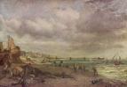 Пляж и подвесной мост в Брайтоне