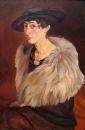 Грилихес Анна Ефремовна, жена известного петербургского врача М.С. Грилихеса