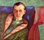 Портрет Александра Александровича Коровина