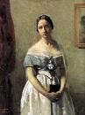 Женщина с жемчугом (Невеста)