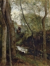 Ручей в лесу