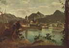 Город и озеро Комо