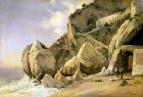 Скалы в Амальфи