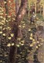 Осенняя ветка. 1910-е