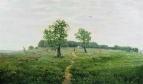 Серый день (Серенький денек). 1883
