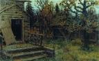 Покинутая усадьба. 1901