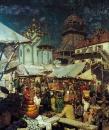 Базар. XVII век. 1903