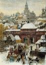 Москва. Конец XVII века. 1902