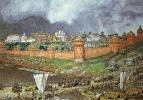 Московский Кремль при Иване III. 1921