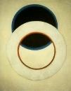 Белый круг